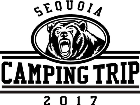 ,Camping Logo,clipart,lineart,line art,t-shirt,t-shrits,tee shrits,designs,silk,screen,teeshirts, screen-printing,embroidery,logo,mascot,Tshirts for annual family camping trip to Sequoia.,, San Bernardino,CA,92410