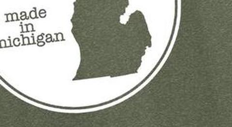 ,Made In Michigan T-Shirt,clipart,lineart,line art,t-shirt,t-shrits,tee shrits,designs,silk,screen,teeshirts, screen-printing,embroidery,logo,mascot,,Furniture City Graphics,Comstock Park,MI,49321